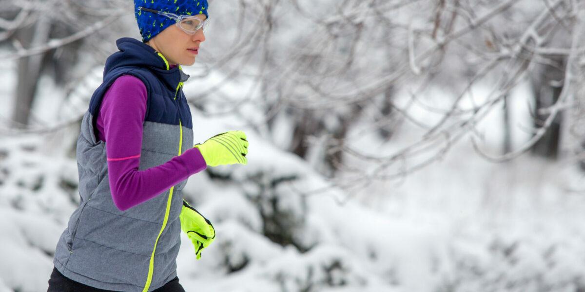 Waarom sporten in de winter gezond voor je is