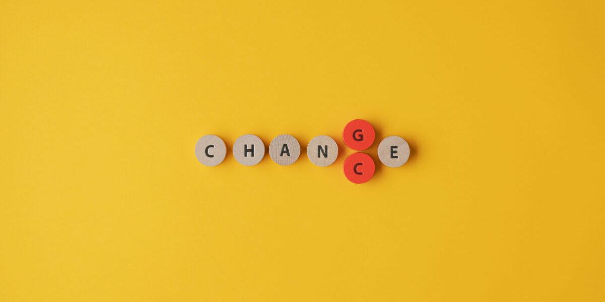 Change is chance