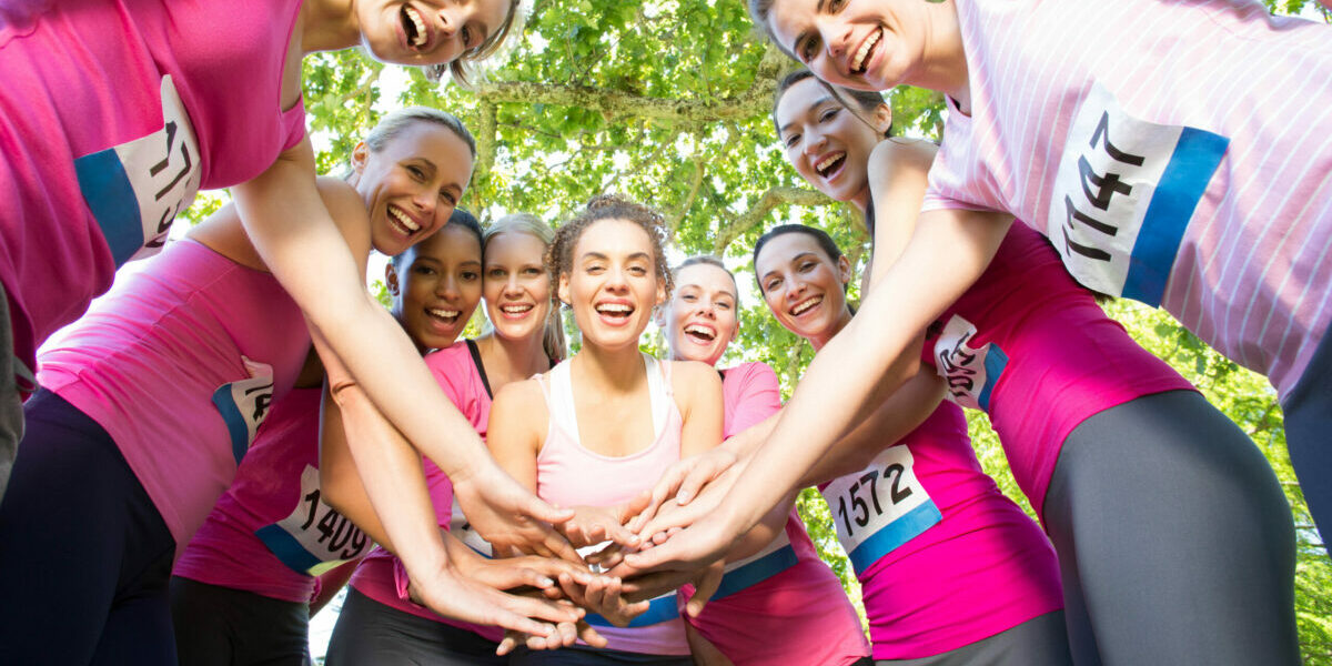 Sporten tegen borstkanker