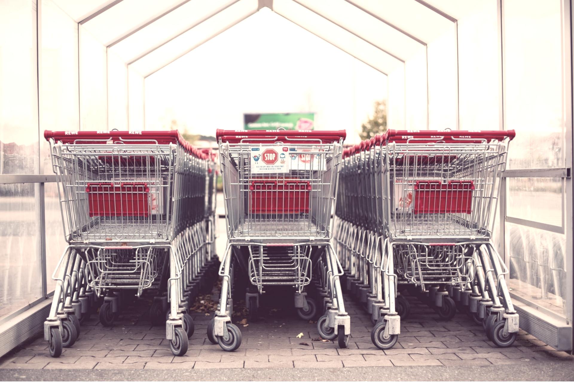 voeding kopen in supermarkt